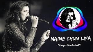 Maine Chun Liya | Dil Maange More | Shreya Ghoshal, Udit Narayan | AVS