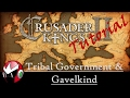 Crusader Kings 2 - CK2 Plus | Tutorial | Tribal Government & Gavelkind Succession