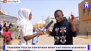 Tsakanin Tela Da Dan Siyasa Wanne Yafi Rashin Cika Alkawari  Street Questions  Funny Videos