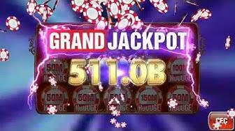 Huuuge Link Grand Jackpot 511 B | Huuuge Casino |