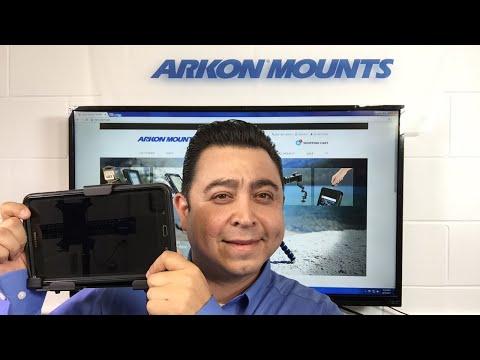 Arkon Mounts for FMCSA Fleet ELD Mandate – Electronic Log Mandate News