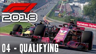 F1 2018 Multiplayer w/ Beef & Cone [07] Intimate Moments