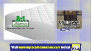 A-1 Mattress And Off The Wall Furniture On My Local Home Show Tucson