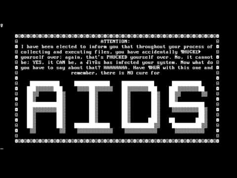 Aids DOS Virus
