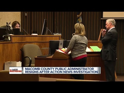 Macomb County administrator resigns after 7 Action News Investigation