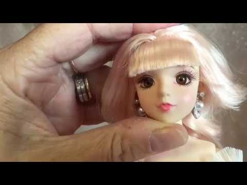 Unboxing Of MM Girl 12 Constellations Pices Doll - ADULT COLLECTOR