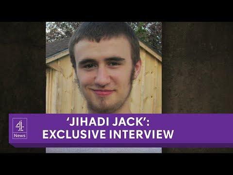 'Jihadi Jack': Channel 4 News exclusive interview