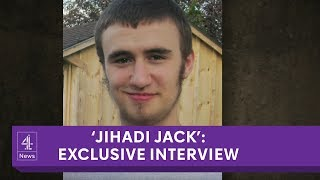 'Jihadi Jack': Channel 4 News exclusive interview