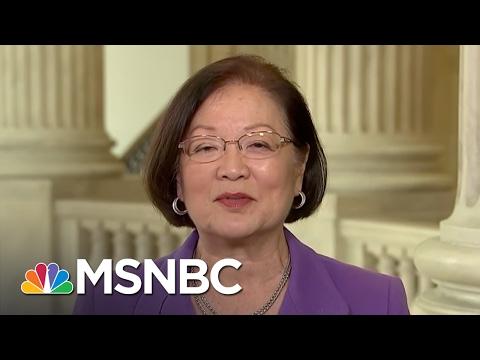 Senator Mazie Hirono: Continue To Call Your Senators To Vote
