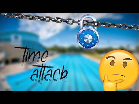 Opening the pool? Breakout Time attack #1