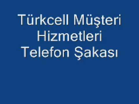 Turkcell Musteri Hizmetleri Telefon şakası Youtube