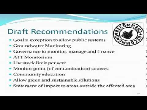 Plan Comm 14 - Recommendation Summary