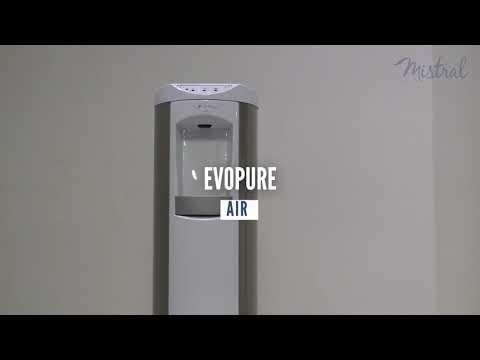 EVOPURE A.I.R, la technologie sans-contact