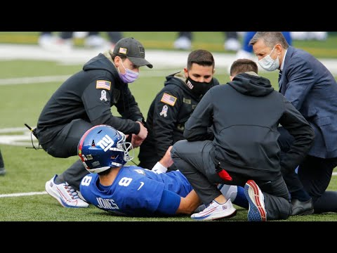 Giants don't believe Daniel Jones' injury is season-ending: sources