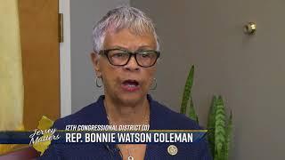 Jersey matters - congresswoman bonnie watson coleman part 2