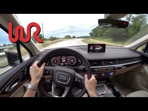 2017 Audi Q7 2.0T Premium Plus - Walkaround & POV Test Drive