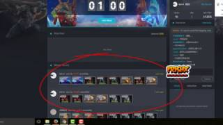 Wheel  Win Jackpot $500 -Vp game /Gane 500$ Ruleta De Items Dota 2