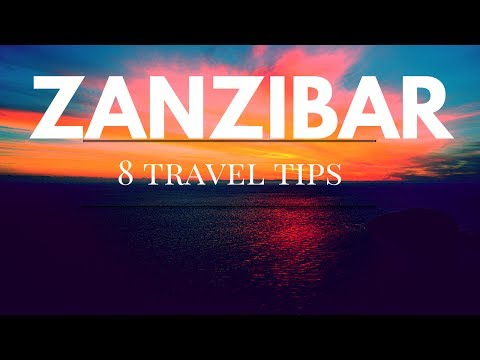 ZANZIBAR | My top 8 travel tips