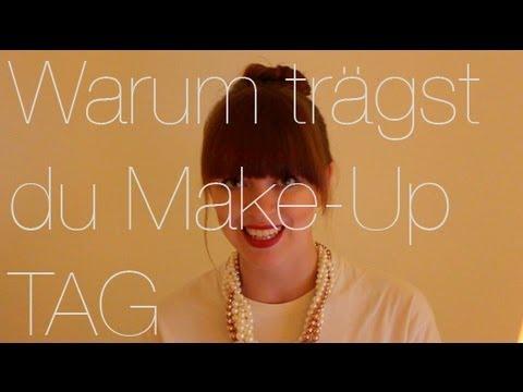 SEPTEMBER ISSUE: Warum trägst du Make-Up TAG