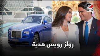اعفاء سيارة ياسمين صبري الرولز رويس من الجمارك