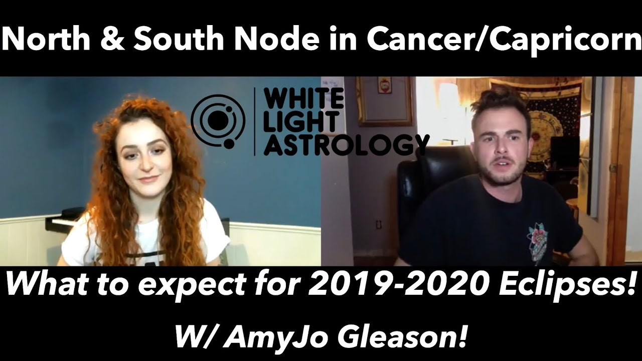 North/ South Node in Cancer/ Capricorn 2018-2020 w AmyJo Gleason