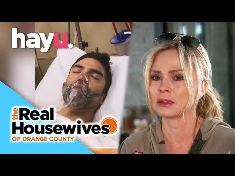 Tamra Worries While Husband Undergoes Heart Surgery | Real Housewives of Orange County