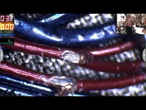 Macbook pro water damage, lvds connector repair