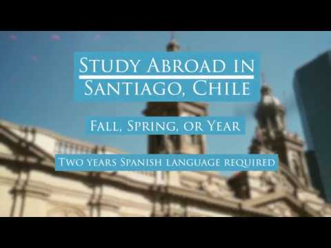 Study Abroad in Chile!