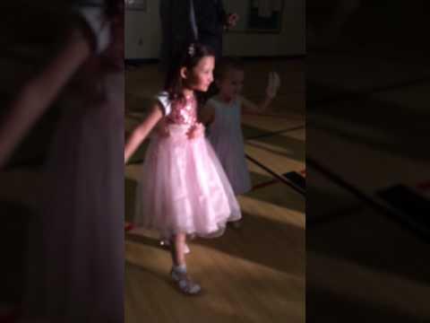 Daddy, Daughter Dance, Island Creek Elementary School, May 2017