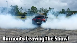 Brothers Performance Show: Burnouts, Dyno, and Exhaust Competition thumbnail