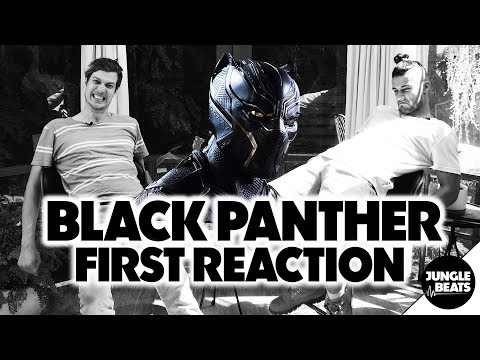 Black Panther Album REACTION/REVIEW (Jungle Beats)
