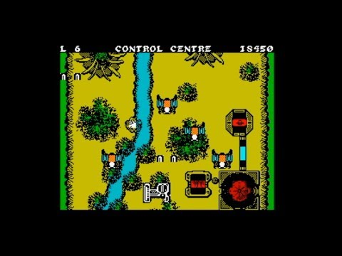 Lightforce (1986) Kempston Mouse version Walkthrough + Review, ZX Spectrum