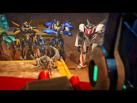 Transformers Prime Season 03 Episode 5 Rebellion In Hindi. Autobots Become Predacon Hunters
