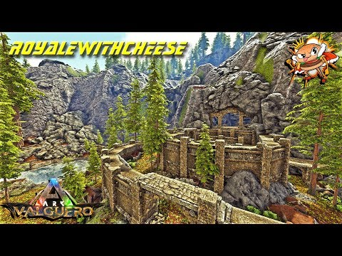 top-5-pve-base-locations-on-valguero---ark:-valguero-[dlc-gameplay]
