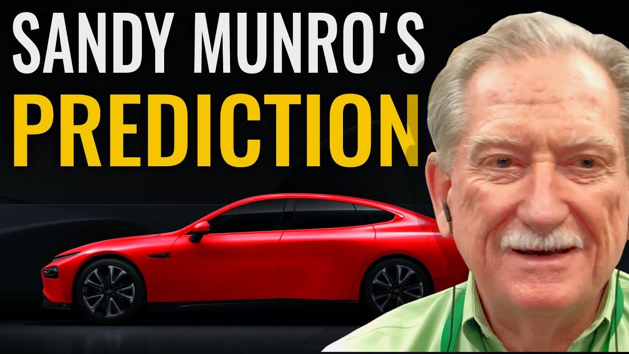 Sandy Munro Predicts the Next Big Thing
