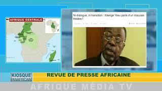 KIOSQUE PANAFRICAIN DU 17 01 2020