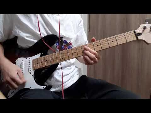 泥沼 / ZAZEN BOYS  ギターで弾いてみた