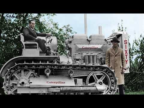 C.L. Best's Legacy of Achievement and Innovation | Caterpillar History