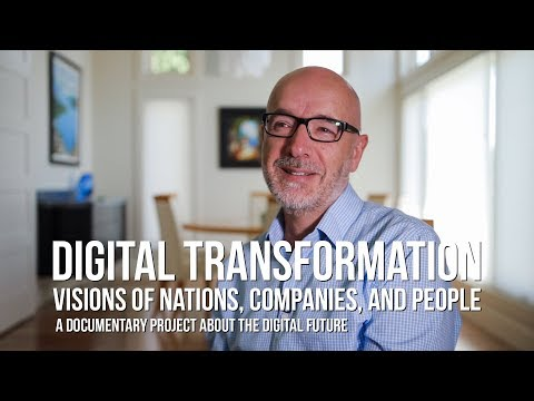 Digital Transformation: Interview with Steve Wilson, Digital Identity Innovator & Analyst