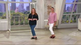 Vionic Orthotic Adjustable Strap Slippers - Relax on QVC