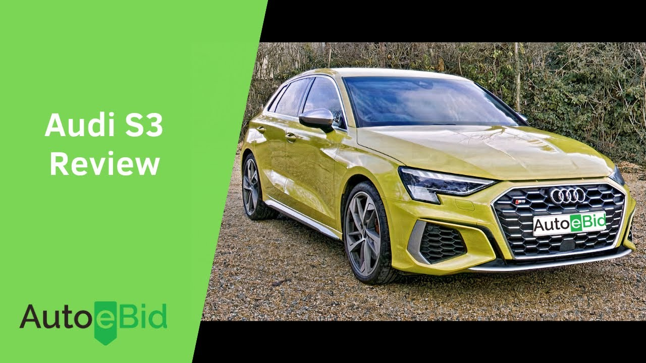 2021 Audi S3 Review - 7 minutes - YouTube