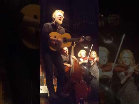 Glen Hansard So Long Marianne unplugged @Guildhall Derry City