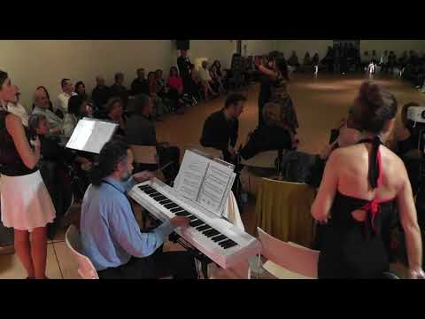 "Canto E Incanto Performs ""Mi Serenata"" By Edgardo Donato"