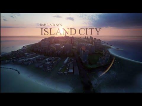 Bahria Town Islands City Karachi
