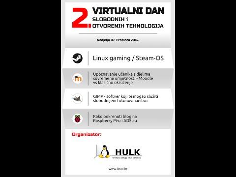 2. Virtualni Dan Slobodnih I Otvorenih Tehnologija