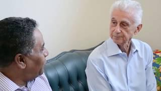 Dr. Roberto Ricardo Machado, que atuou no judiciário Linense por muios anos