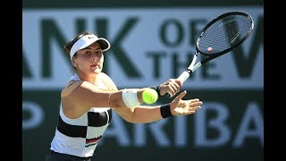 Bianca Andreescu | Top 5 Shots | 2019 BNP Paribas Open