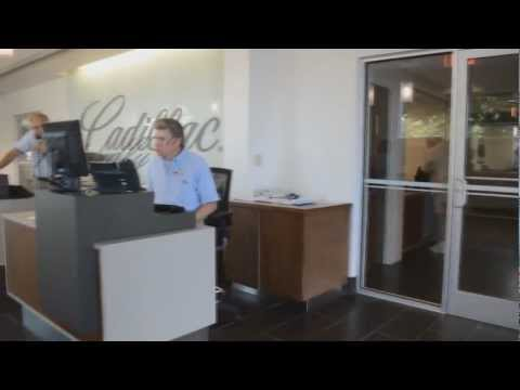 Cadillac Dealer: Louisville Kentucky - Directions And Facility Showcase