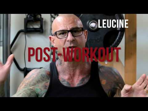 4 Must Have Ingredients Pre and Post-Workout