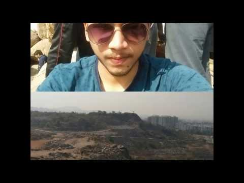 My Incredible First Trekking Adventure - Hyderabad .